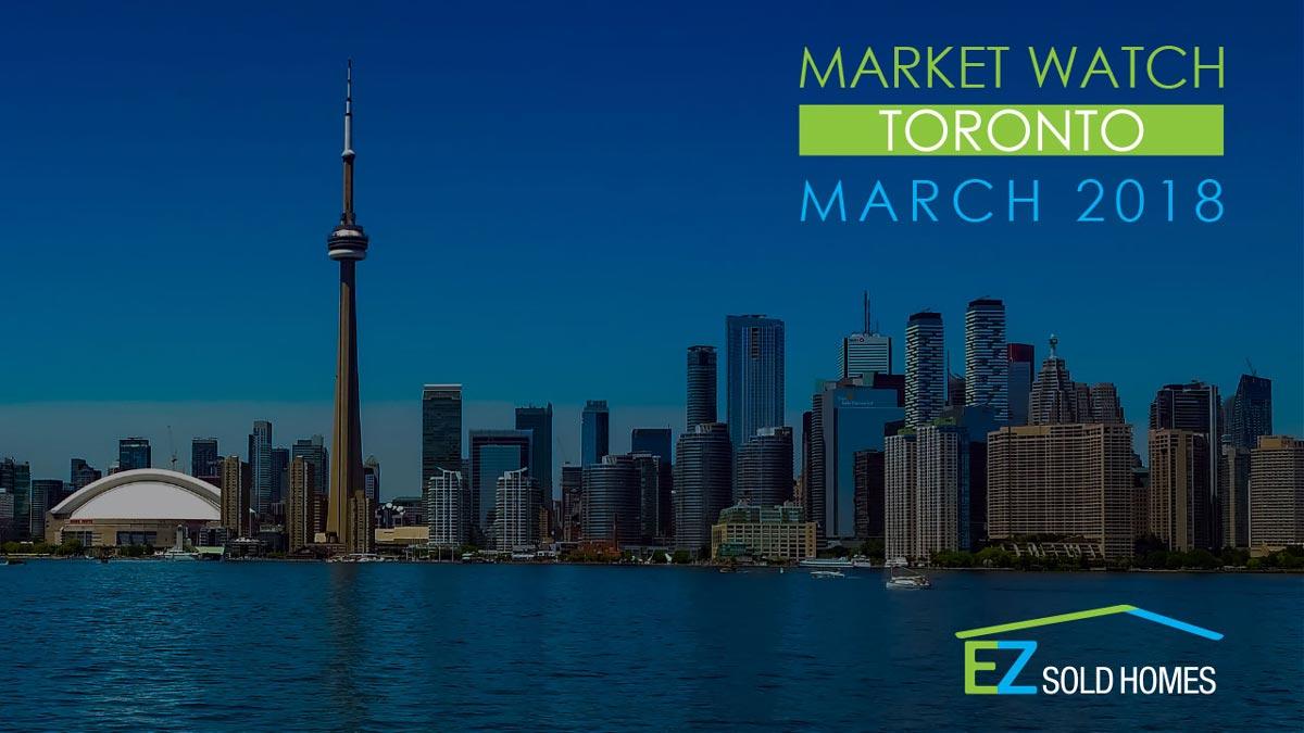 Обзор Рынка Недвижимости Торонто Март 2018 Andrei Peresunko Realtor
