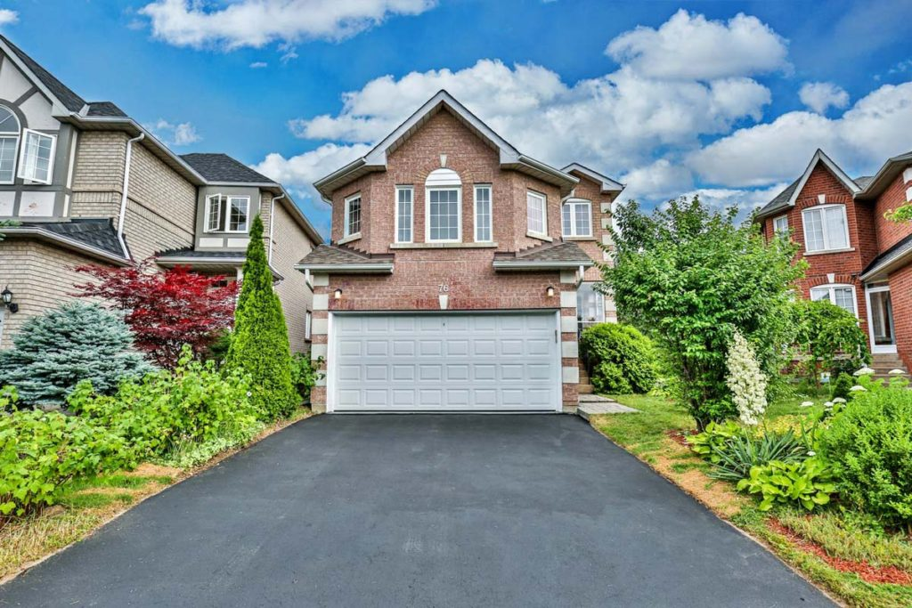 76 Desert View Crescent Richmond Hill Realtor Andrei Peresunko продаётся дом в Ричмонд Хилл