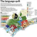 Language in Toronto Языки в Торонто